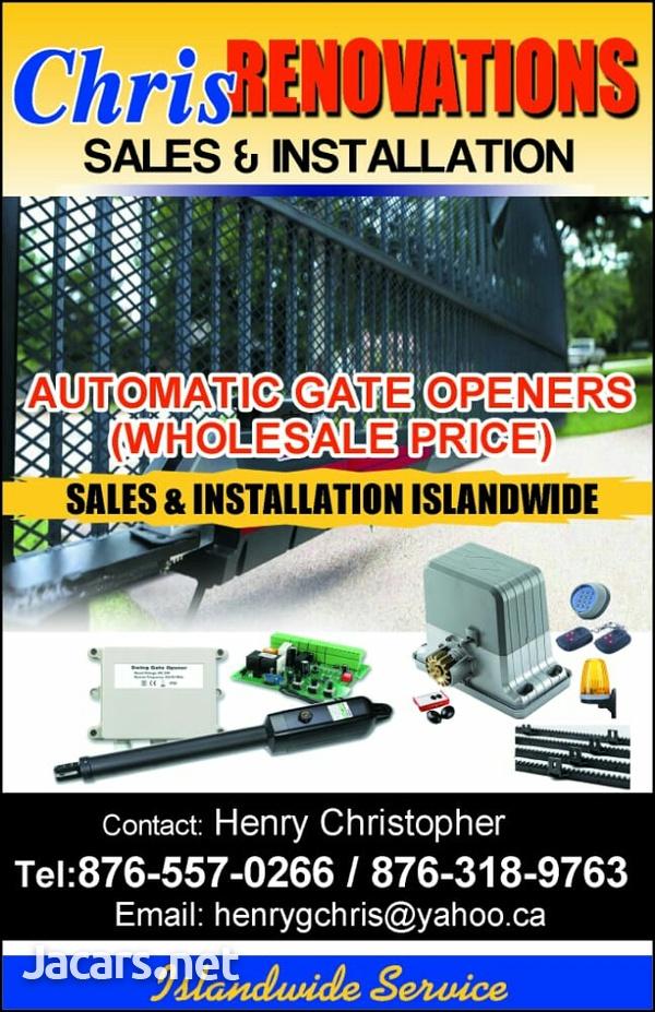 Gate Operator-1