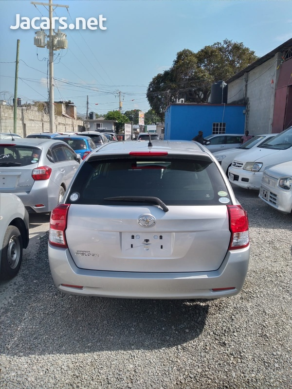 Toyota Fielder 1,5L 2013-11