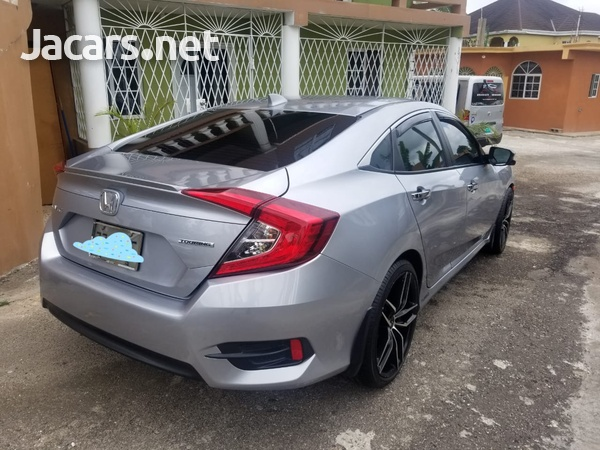 Honda Civic 1,5L 2017-2
