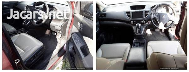 Honda CR-V 2,4L 2017-8