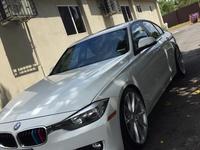 BMW 3-Series 1,8L 2014
