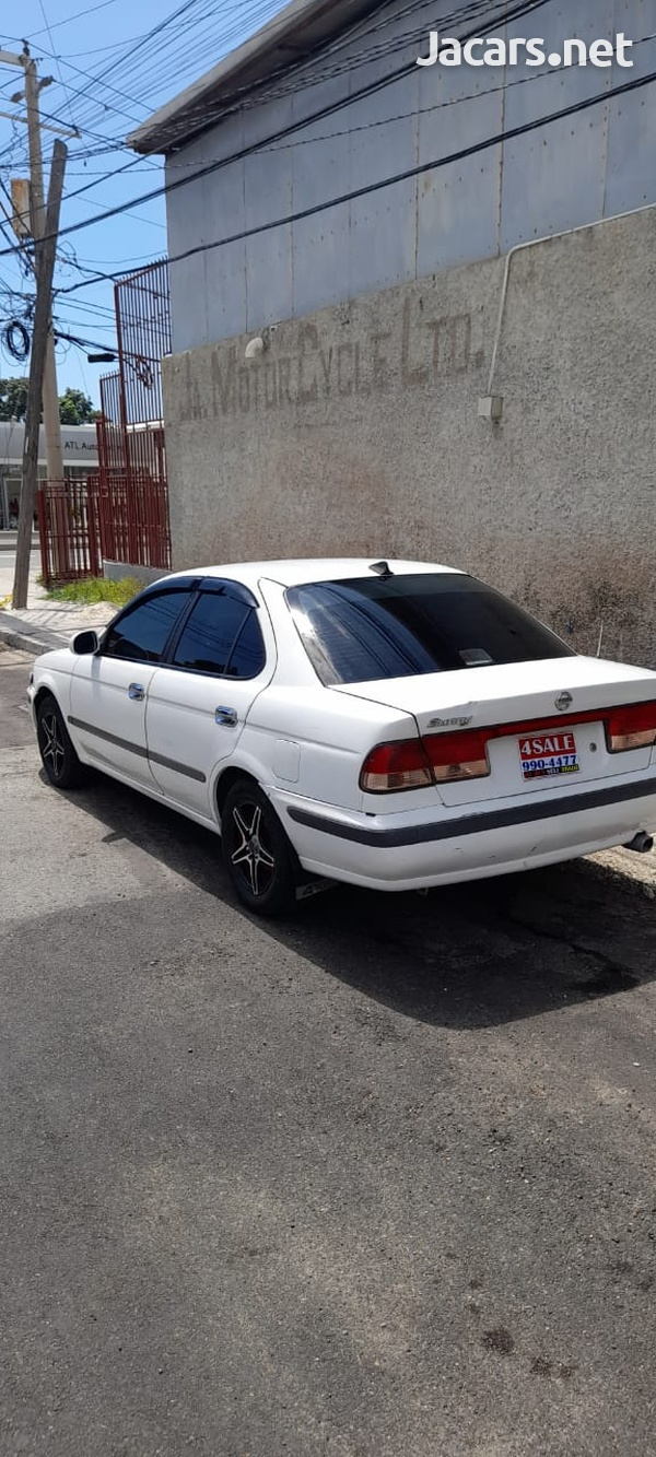 Nissan Sunny 1,6L 2001-5
