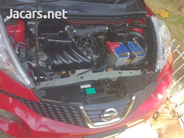 Nissan Juke 1,6L 2014-7