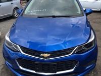Chevrolet Cruze 1,5L 2018