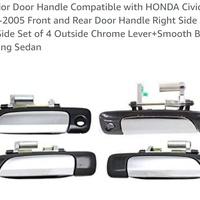Honda Civic Door Handles 01-05