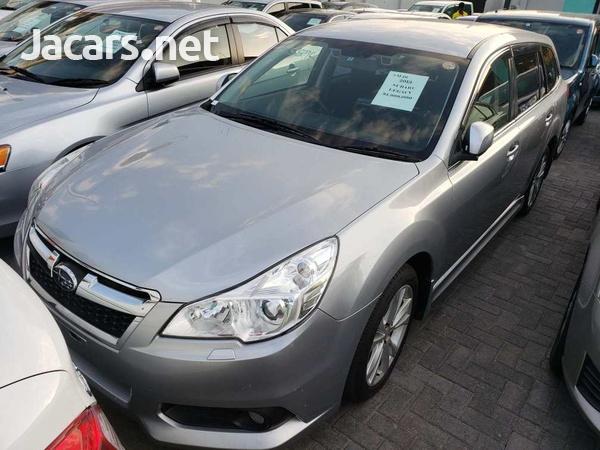 Subaru Legacy 2,5L 2013-1