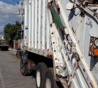 1994 Mack Rear Loader Garbage Truck