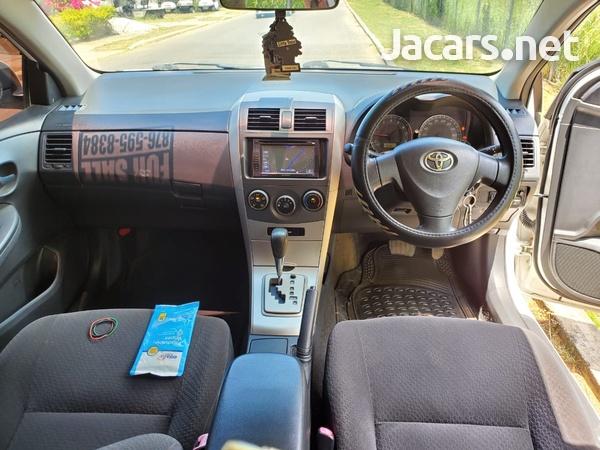 Toyota Fielder 1,5L 2011-4