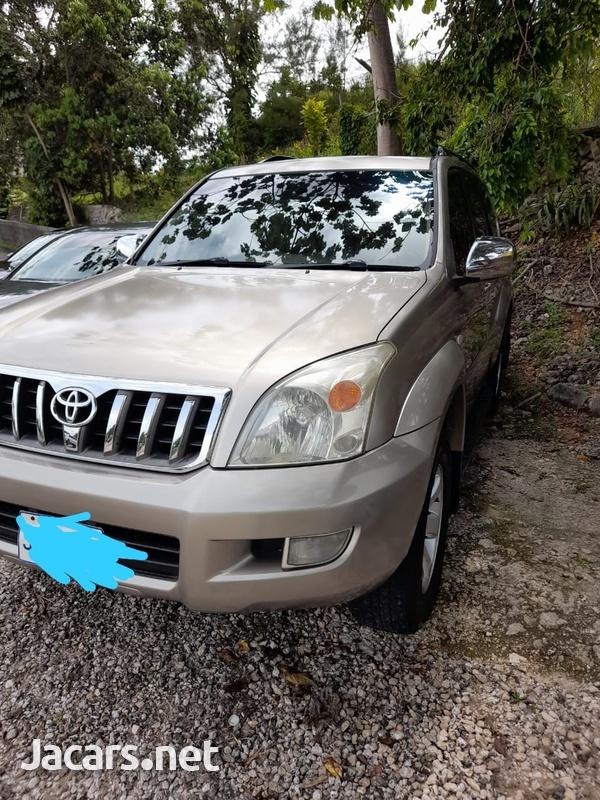 Toyota Prado 3,0L 2004-1