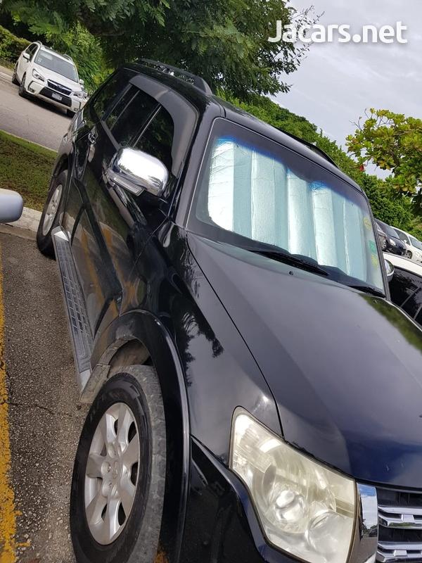 Mitsubishi Pajero 3,0L 2013-2