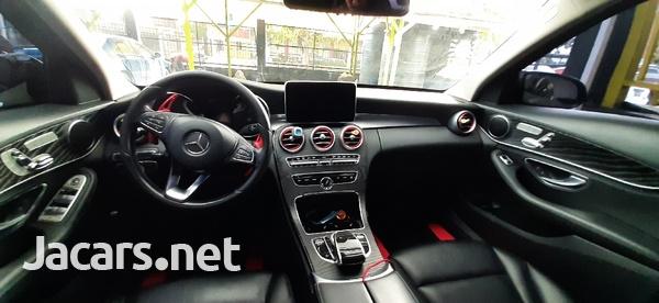 Mercedes-Benz C-Class 2,0L 2016-7