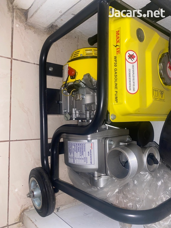 LeFan Water pump and double hose attachments-3