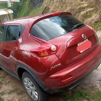 Nissan Juke 1,6L 2012