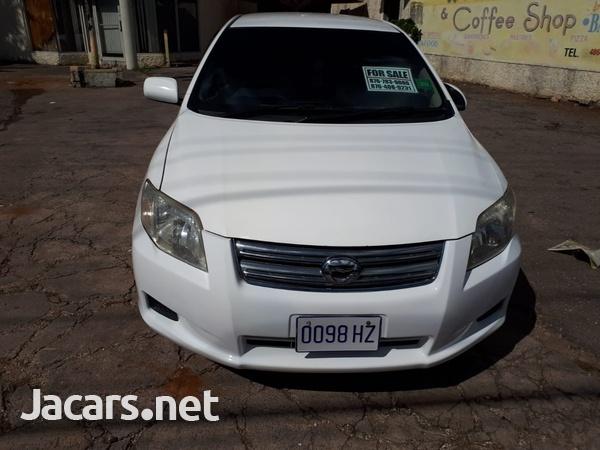 Toyota Axio 1,5L 2009-8