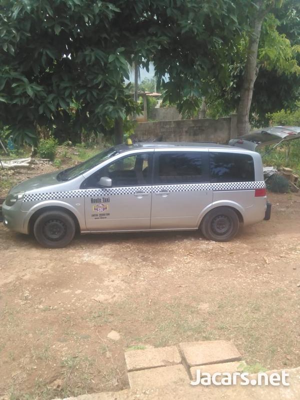 Nissan LaFesta 2,0L 2008-1