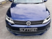 Volkswagen Jetta 1,3L 2014