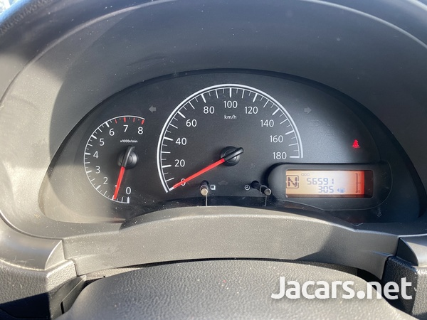 Nissan Latio 1,5L 2016-11