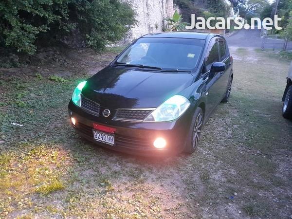Nissan Tiida 1,8L 2007-5