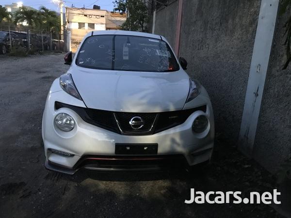 Nissan Juke 1,6L 2013-13