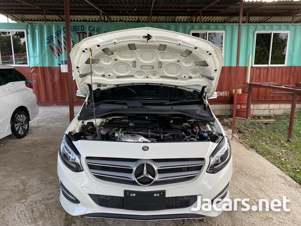 Mercedes-Benz B-Class 1,6L 2015-3