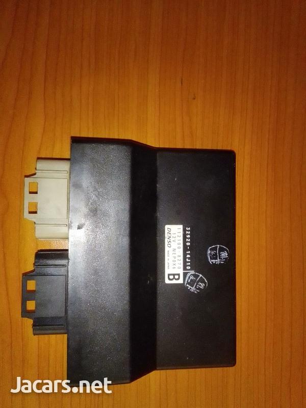 2011 to 2018 Suzuki GSXR 600 750 Computer-1