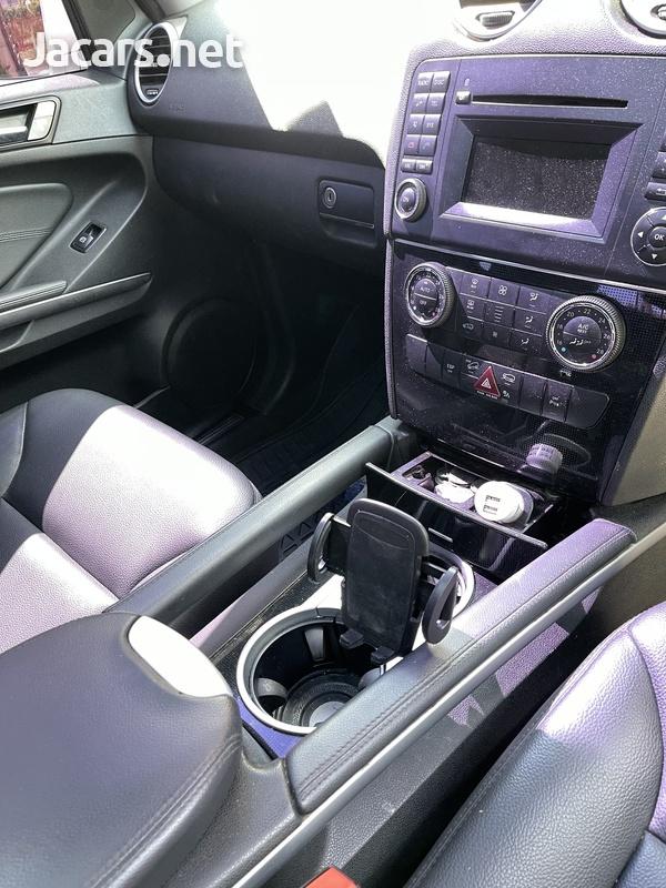 Mercedes-Benz M-Class 3,0L 2011-8