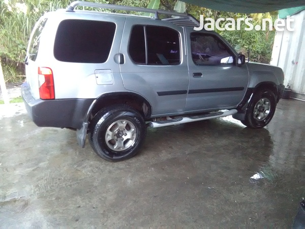 Nissan Xterra 3,0L 2001-2