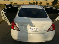 Nissan Latio 1,5L 2014