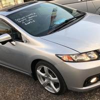 Honda Civic 1,8L 2015