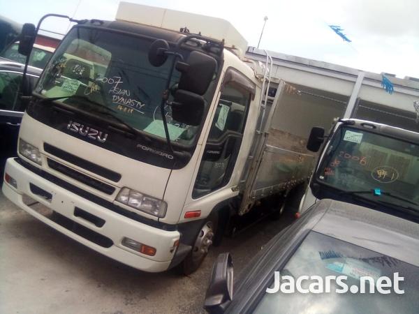 2007 Isuzu Forward Truck-1