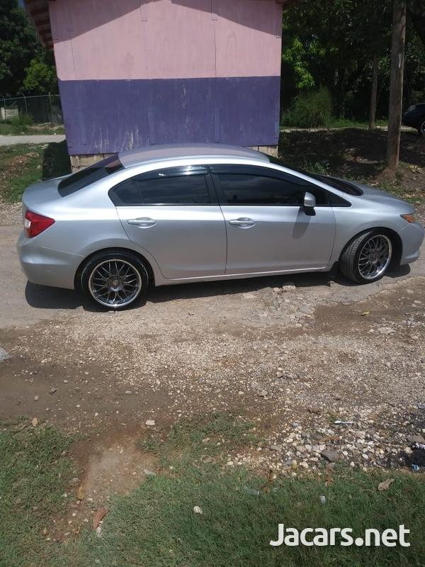 Honda Civic 2,0L 2012-3