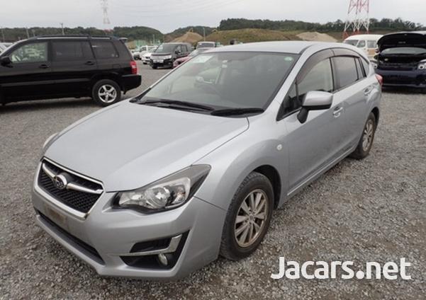 Subaru Impreza 1,6L 2016-1