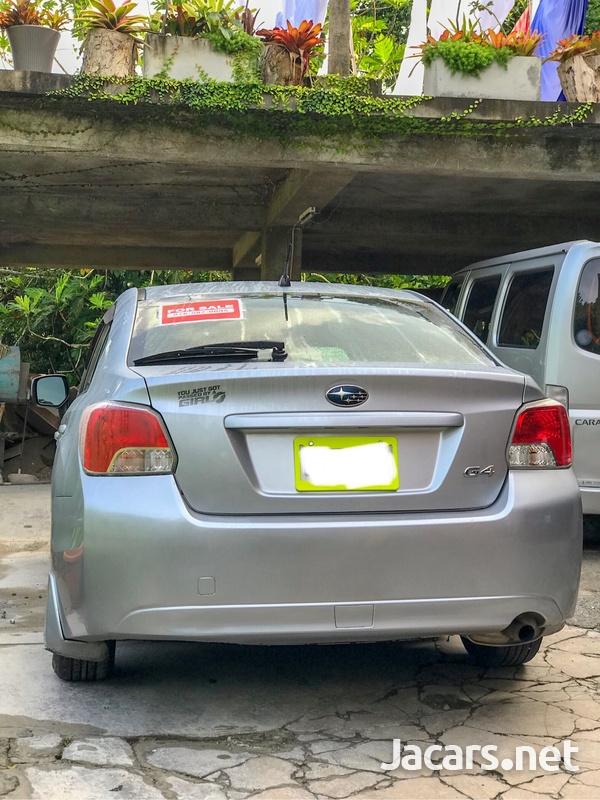 Subaru G4 1,5L 2013-5