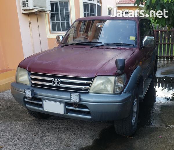 Toyota Prado 3,0L 1997-2