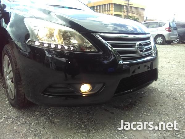 Nissan Sylphy 1,8L 2014-13