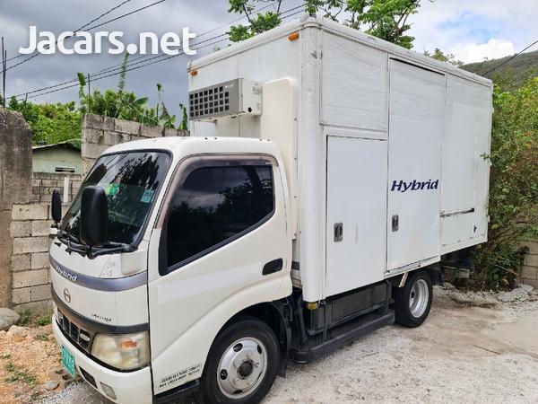 2006 Hino Hybrid Truck-2