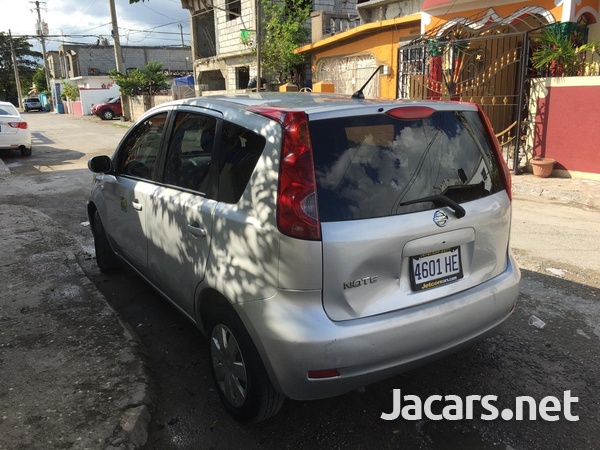 Nissan Note 1,5L 2012-3