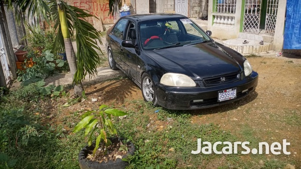 Honda Civic 2,0L 1996-3