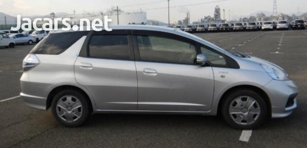Honda Shuttle 1,3L 2014-4