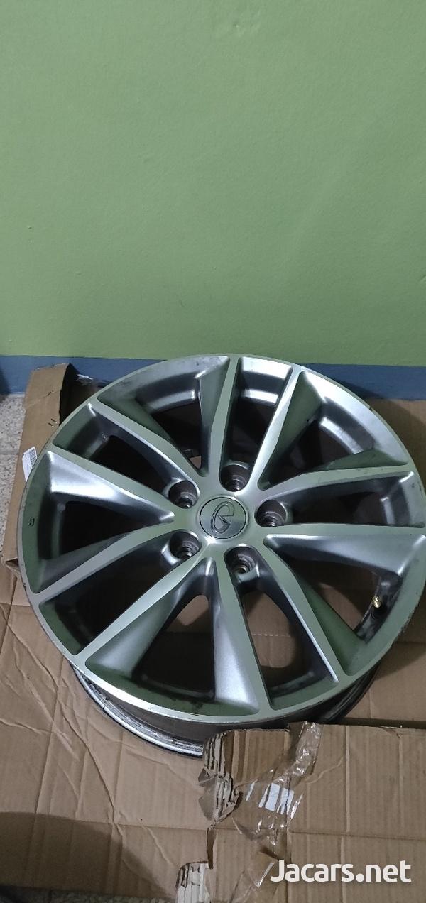 17 inch 5x114 OEM Infiniti/Nissan Wheels/Rims-4