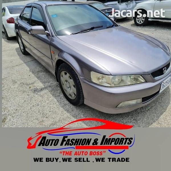 Honda Accord 2,0L 2001-2