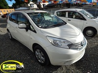 Nissan Note 1,5L 2013