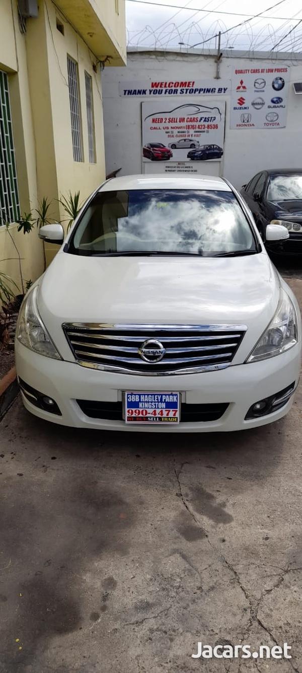 Nissan Teana 2,5L 2012-2