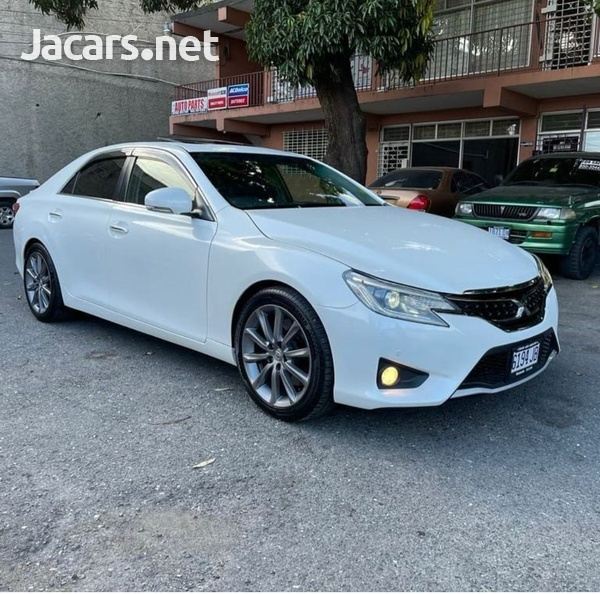 Toyota Mark X 3,5L 2015-1