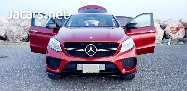 Mercedes-Benz GLE-Class 3,0L 2016-1