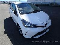 Toyota Vitz 1,3L 2014