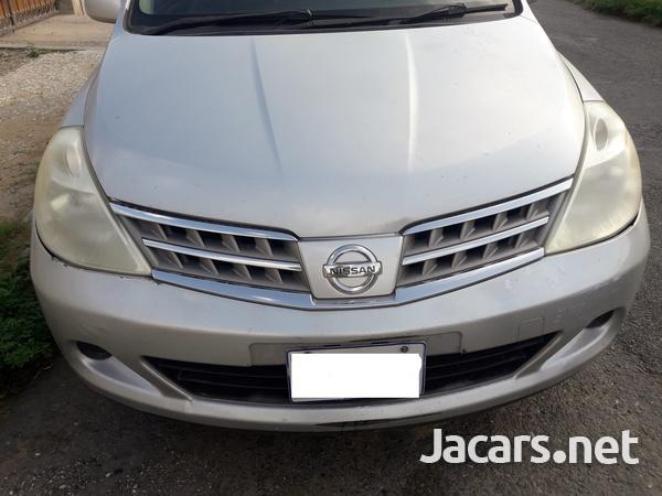 Nissan Tiida 1,5L 2008-3