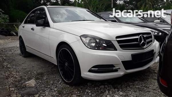 Mercedes-Benz C-Class 1,6L 2014-2