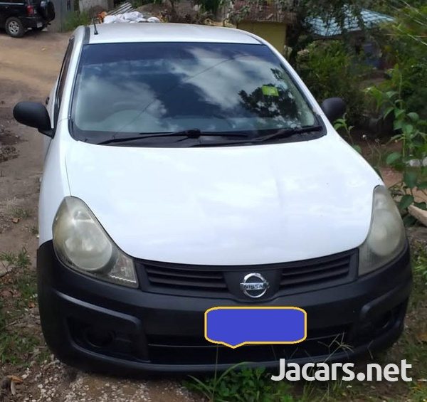 Nissan AD Wagon 1,5L 2012-2