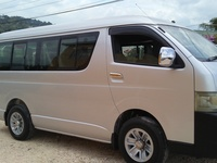2008 Toyota Hiace Mini-Bus